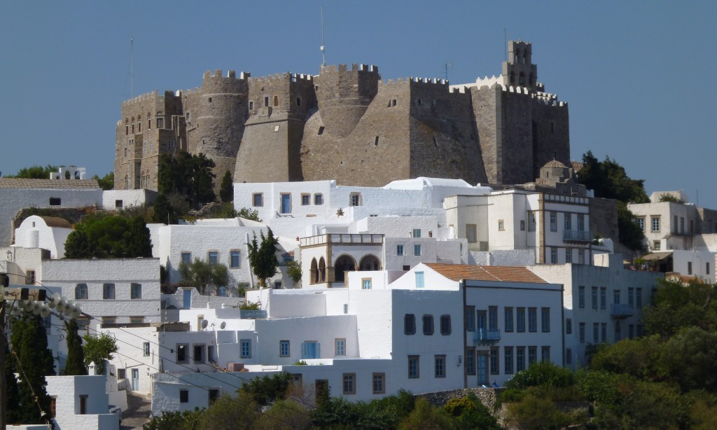The magnificent sights of Patmos