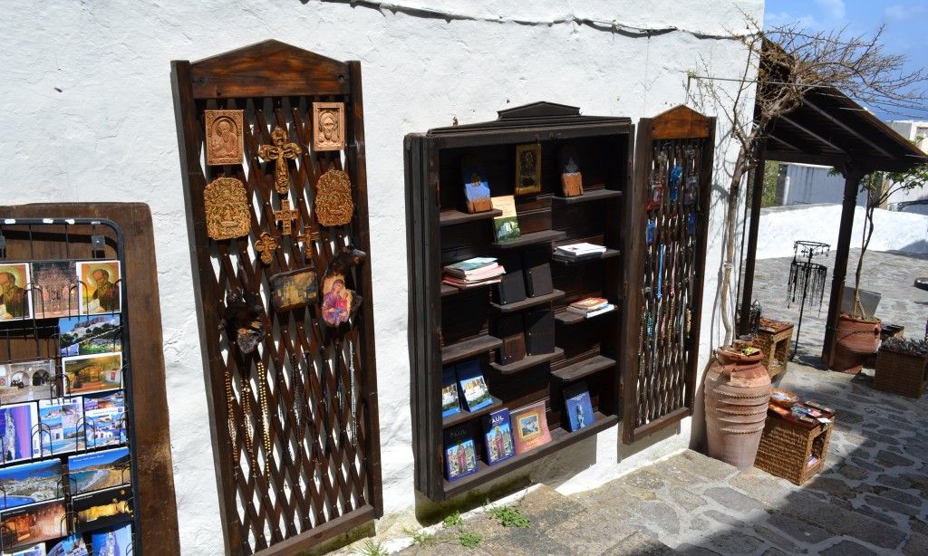 Handmade souvenirs and chic art shops