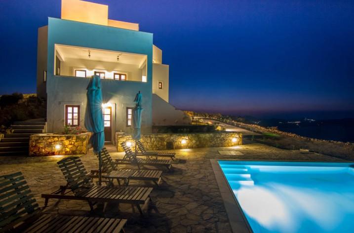 Patmos Villas