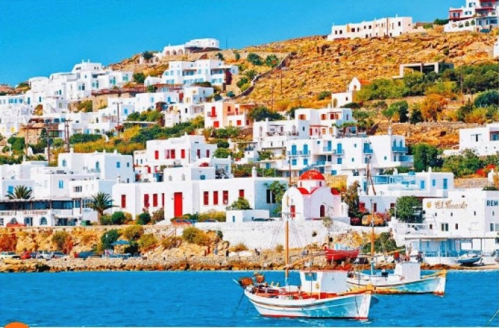 VAT rise on popular greek isles takes effect