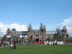 the-rijksmuseum-on-a amsterdam
