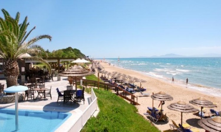 Kyllini Beach becomes Robinson Club again