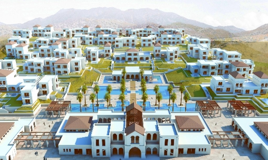Anemos Luxury Grand Resort opens in 2016