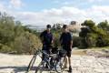 Police bicycle patrols in six major Greek cities