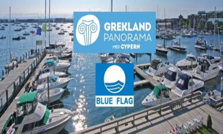 Greek Blue Flag Marinas debut in Scandinavia