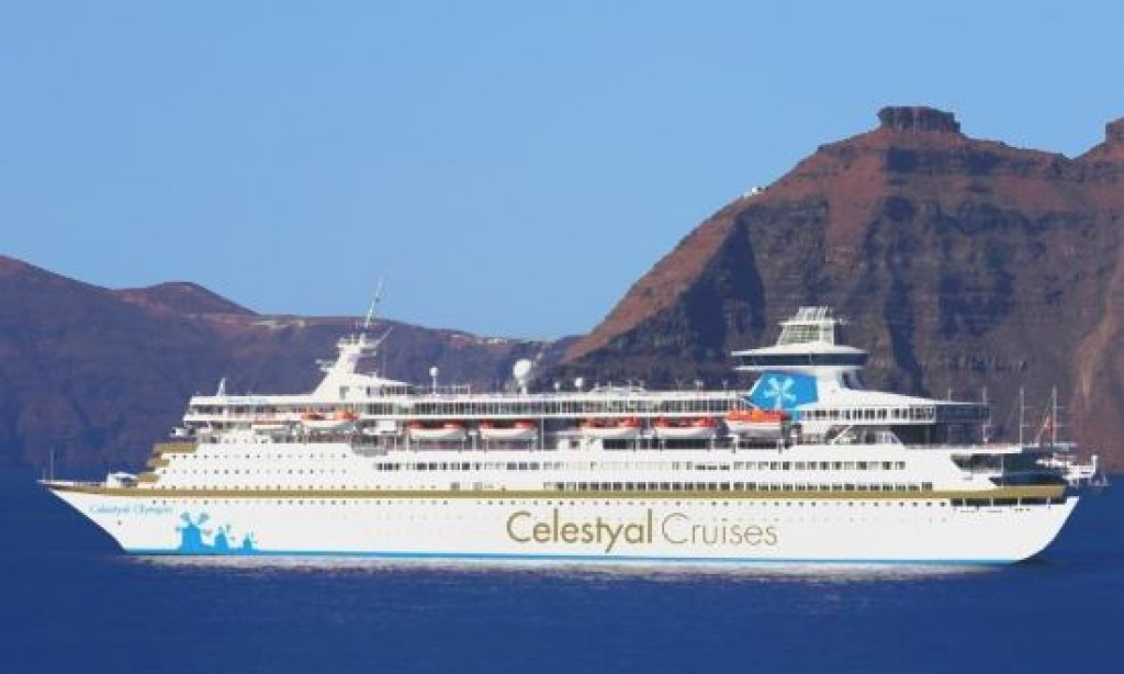 Nefeli: New ship from Celestyal Cruises