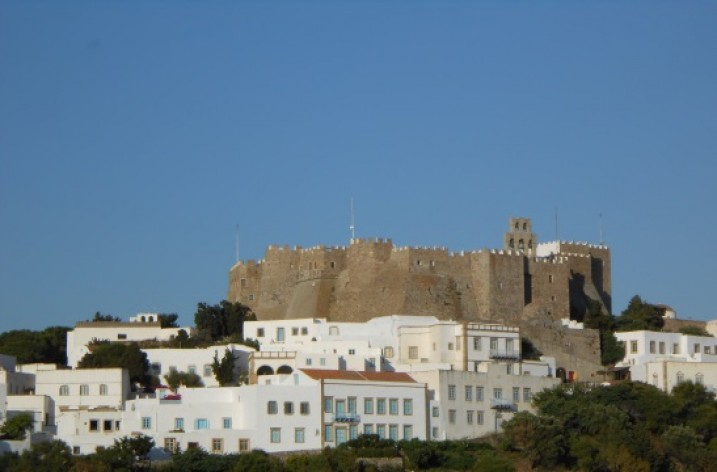 The amazing beauty of Patmos