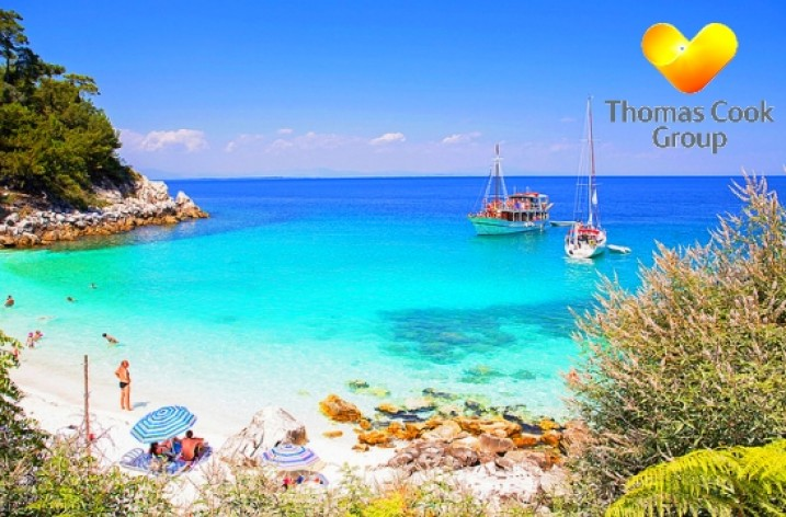 Thomas Cook: The best beaches of Thassos