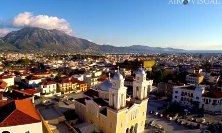 Kalamata: Pact for European Capital of Culture