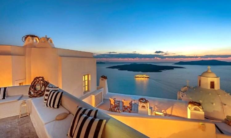 Greek hotels win 'Historic Europe' awards