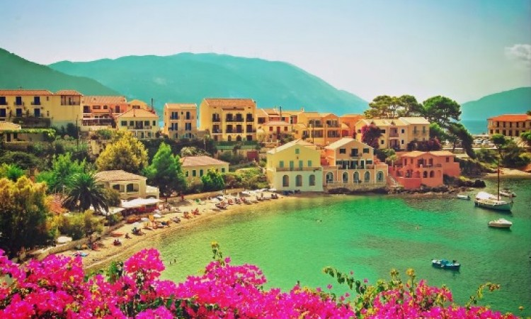 South Aegean and Ionian tourism promotion