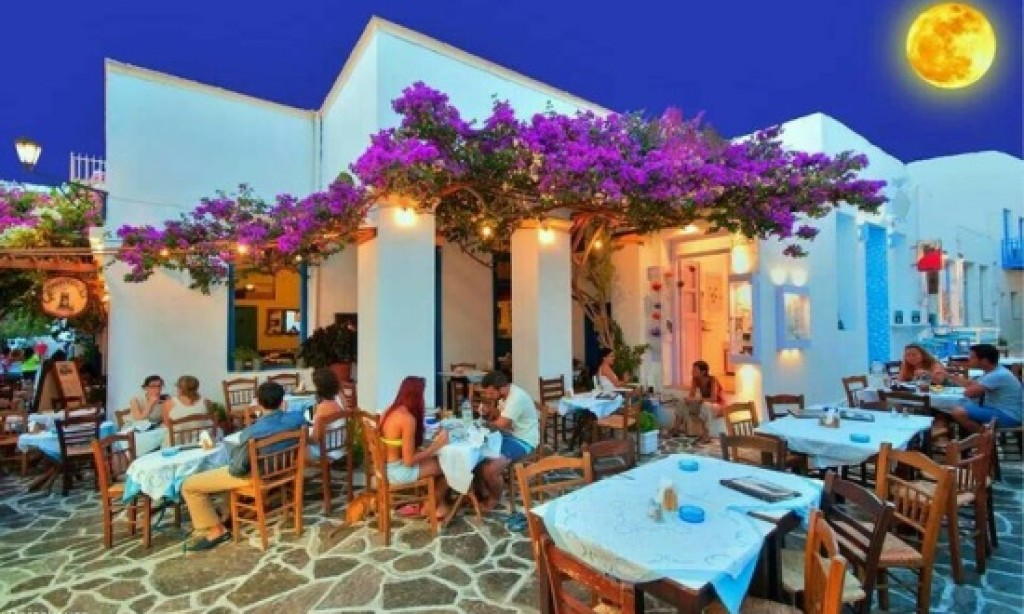 New infrastructure in Ios and Milos – cruise promotion in Syros