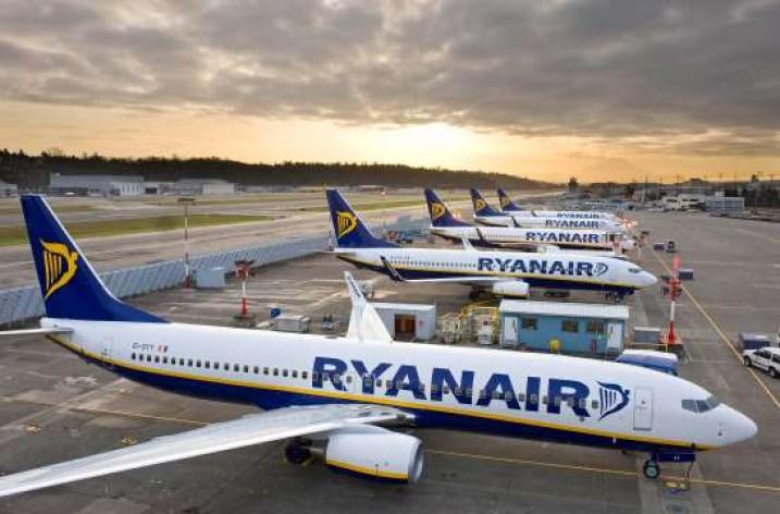 Ryanair resumes Bologna – Thessaloniki route