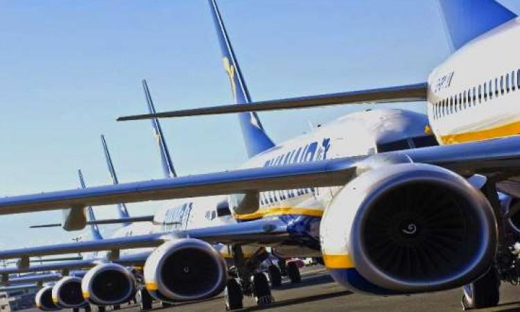 Ryanair: New flights from Piza to Corfu