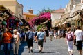 Greece: Tourism revenue +4,7% arrivals + 8,6%