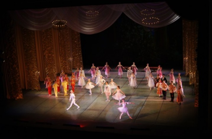 The Nutcracker at the Greek National Opera