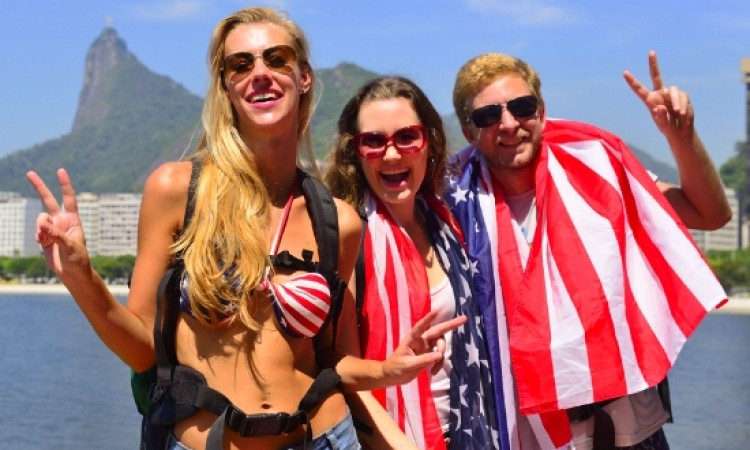 25 million Americans travel annually abroad