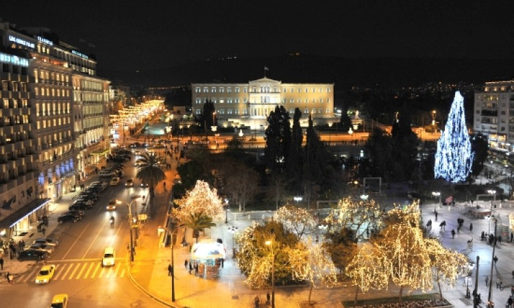 Trivago: Athens in 25 most popular Christmas destinations