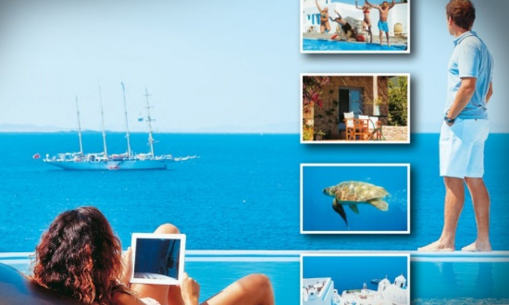 Greek National Tourism Organization in 22 fairs