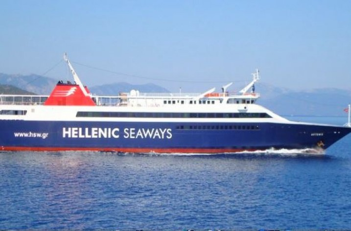 Hellenic Seaways eyes new Greece-Izmir routes