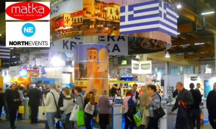 Greece enters MATKA Nordic Travel Fair 2016