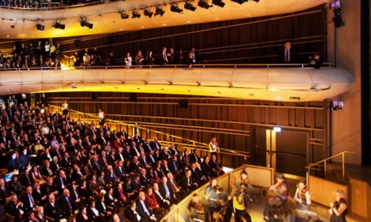 Karamazovs at Onassis Cultural Center