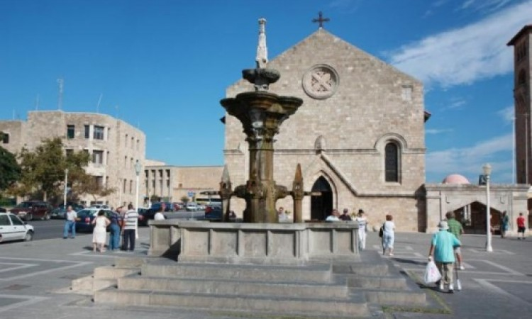 Religious tourism:  Rhodes records old churches