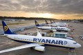 Ryanair's passenger figures up by 21%