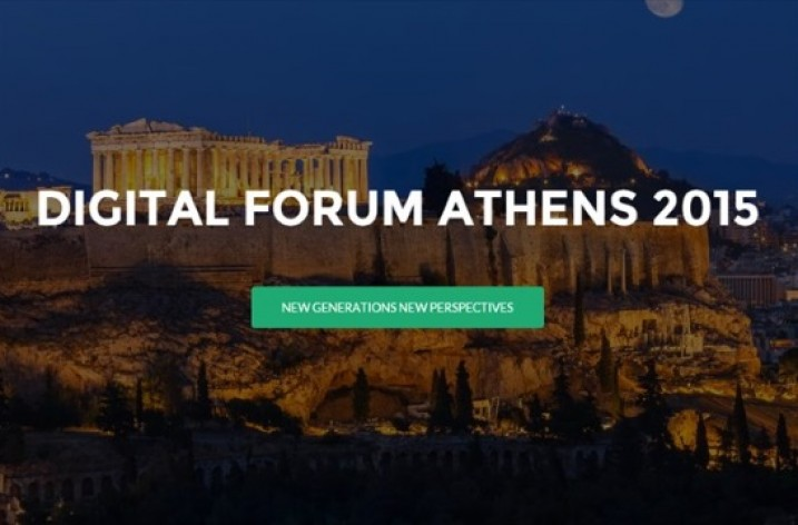 Second Digital Forum in Athens