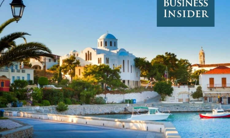 "Business Insider: Spetses in 50 ""must"" destinations"