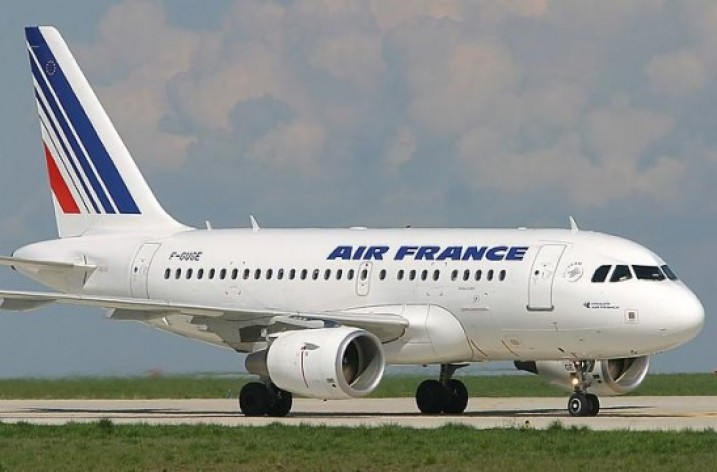 Air France: New route to Glascow after March 27