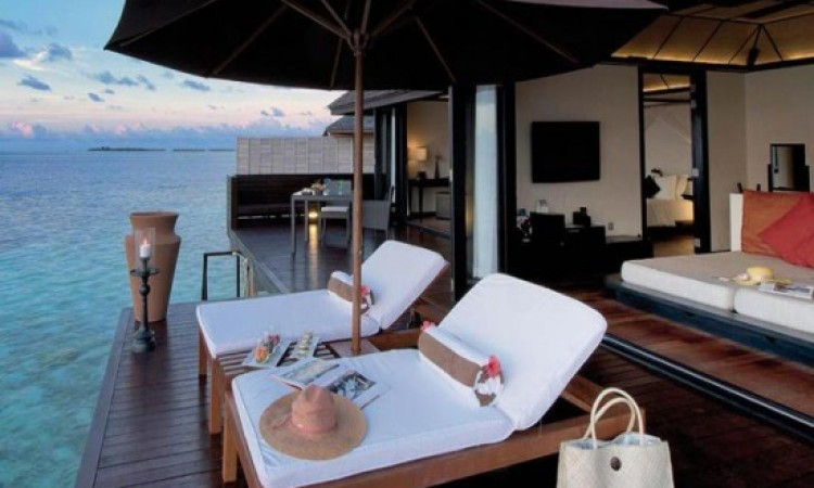 Double-digit growth rates for luxury travellers