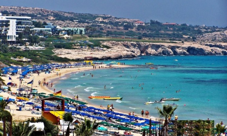 Cyprus tourism hits 14-year high