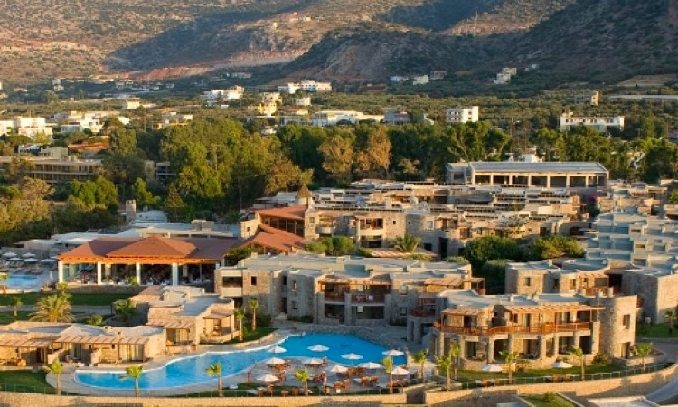 Germans' favorite Greek hotels in 2015