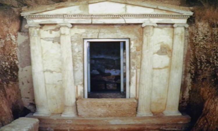 Macedonian-era tomb discovered in Pella