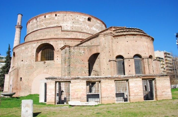 Roman Rotunda in Thessaloniki reopens after restoration
