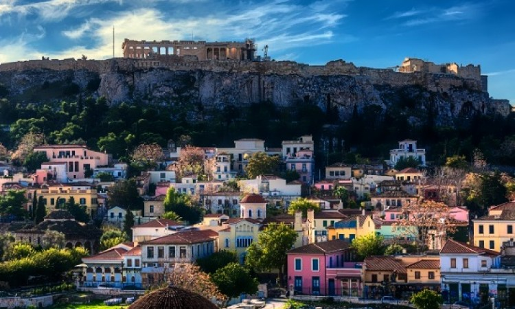 Athens hotel occupancy down by 5.4% in November