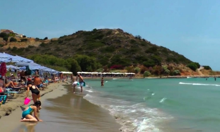 Agios Nicolaos in top 10 travel destinations