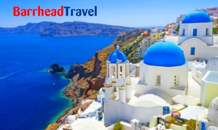 Barrhead: Bookings for Greece up 37%