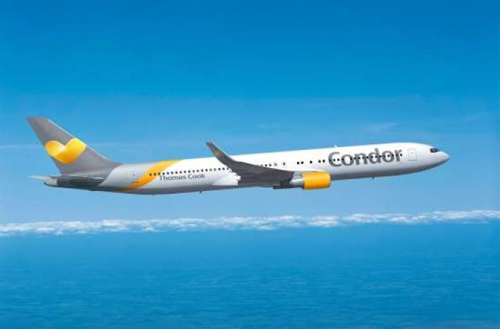 Condor: New connections to 4 airports this year