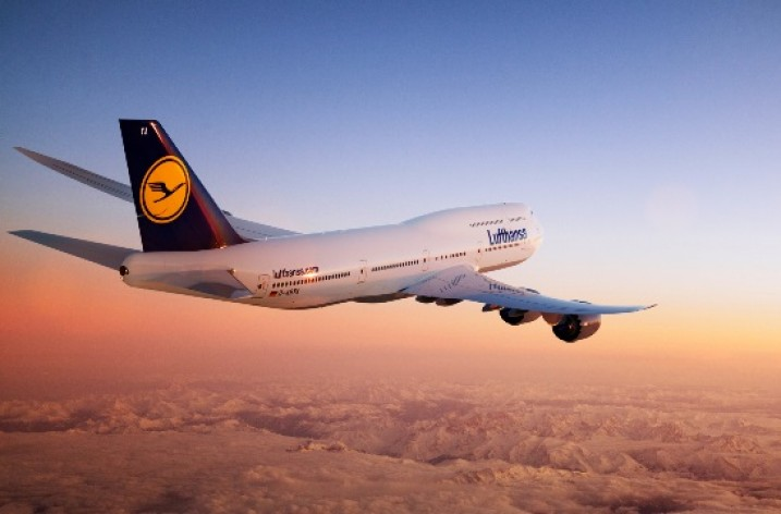Lufthansa Group achieves record passengers