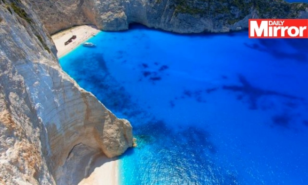Mirror: Zante is a fantasy island