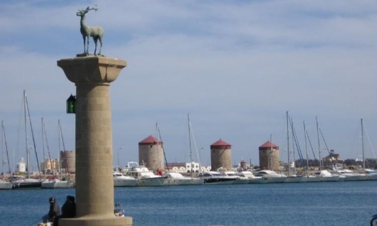 German tourism: +16% bookings in Rhodes