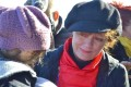 Susan Sarandon witnesses refugees drama on Lesvos