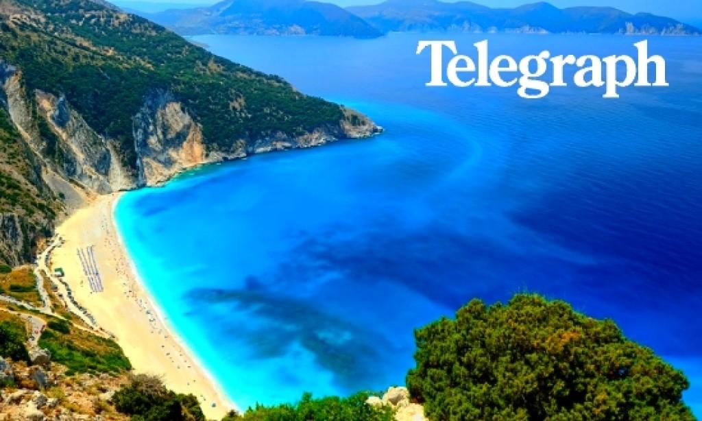 Patmos Psili Ammos in Greece's 17 top beaches