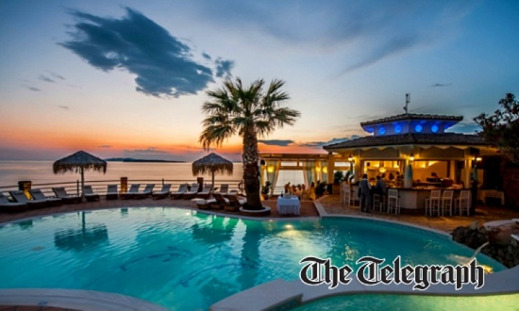 Three Greek beach hotels best in Med