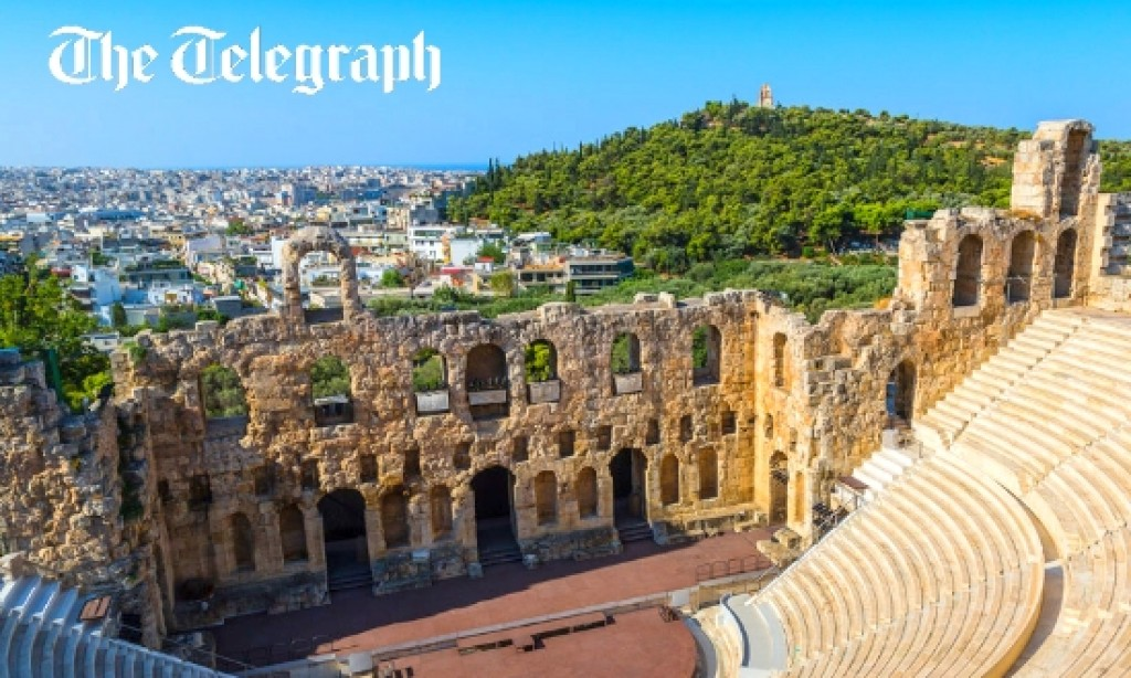 Herodion & Delphi in Europe's top-10 amphitheatres