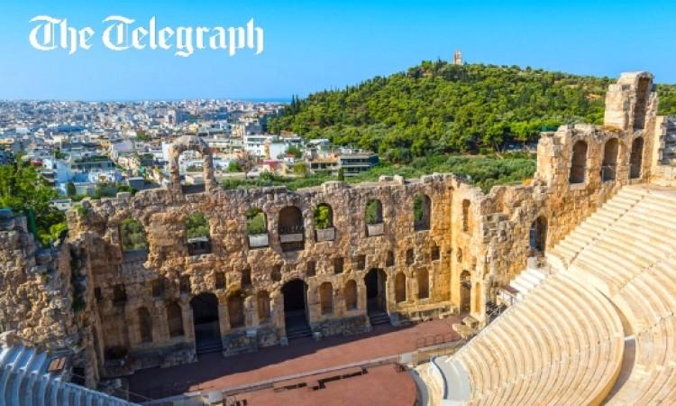 Herodion & Delphi in Europe's top-10 amphitheatres