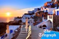 Telegraph Top-10: The best boutique hotels in Santorini