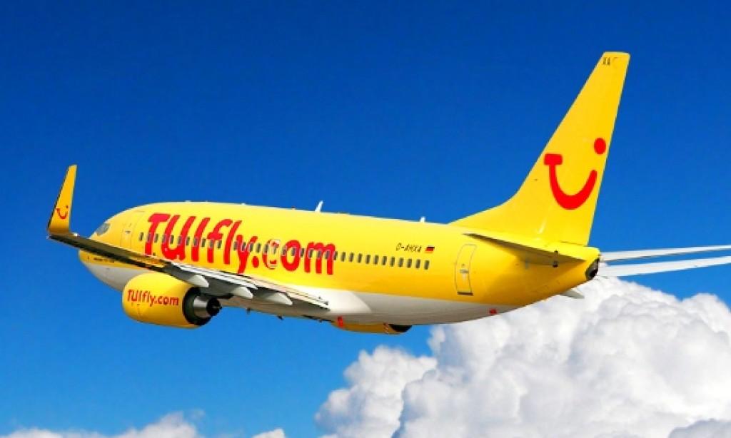 TUIfly: New Hanover-Araxos connection